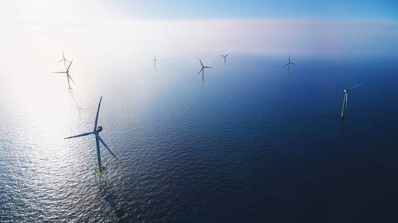 Carbon2Chem nutzt Erneuerbare Energien.