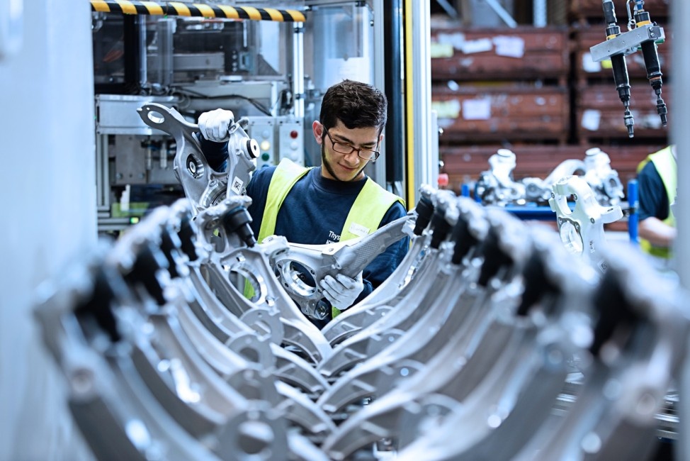 Careers at thyssenkrupp