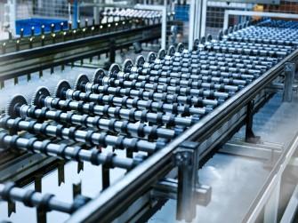 produced camshafts - factory Ilsenburg