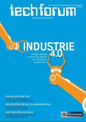 Techforum cover issue 1-2015