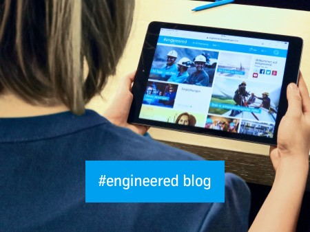 Visit our company blog #engineered