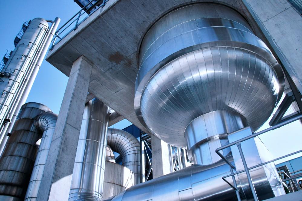 EnviNOx® plant in Linz, Austria