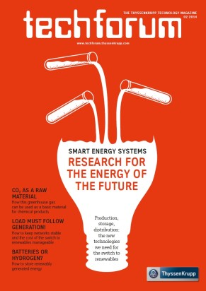 Techforum 2/14 - Research for the energy of the future