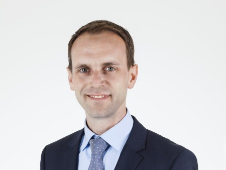 CFO Roland Klotti