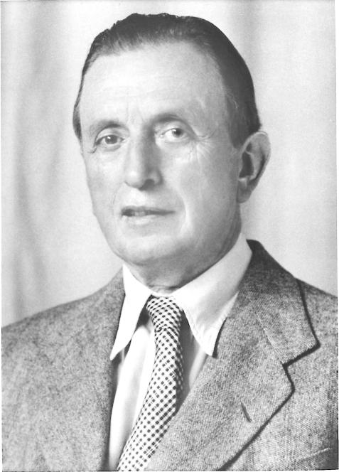 Heinrich Thyssen-Bornemisza, um 1946.
