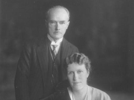 Gustav Krupp von Bohlen und Halbach, Bertha Krupp von Bohlen und Halbach