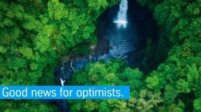 Good News for Optimists (brochure)