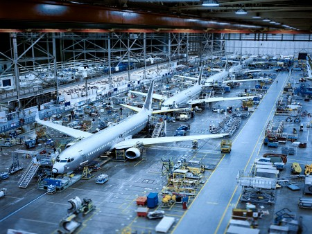 Starker Partner für die Flugzeugindustrie