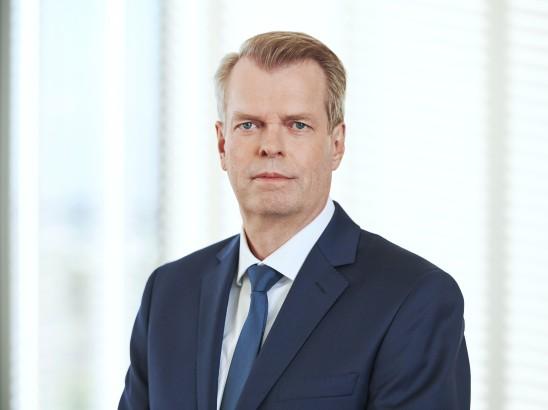Dr. Klaus Keysberg; Mitglied des Vorstands der thyssenkrupp AG