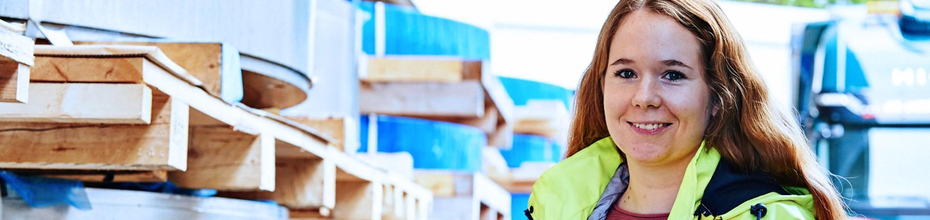 thyssenkrupp Bearings employee experience report Alina Schickentanz