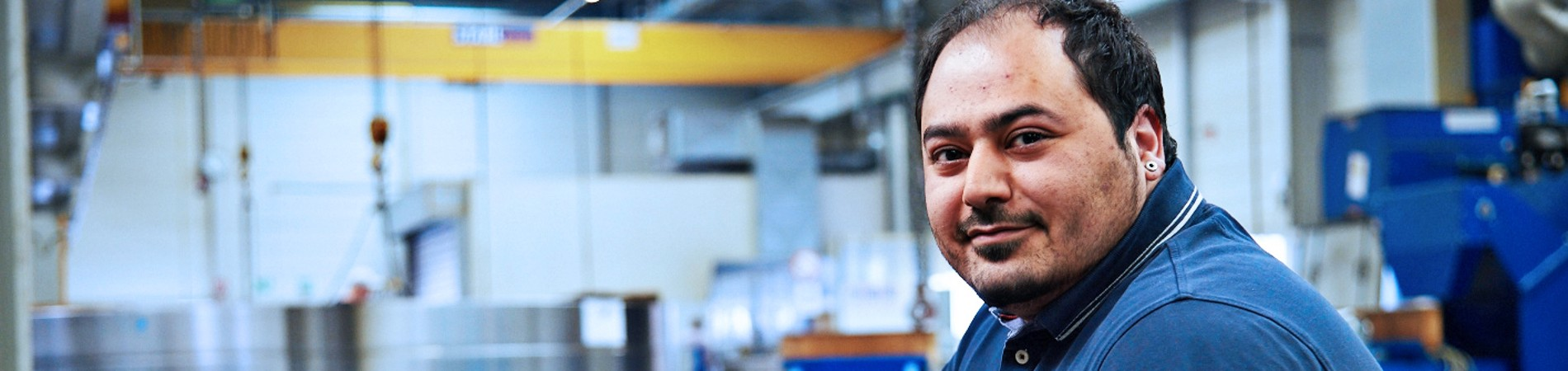 thyssenkrupp Bearings employee experience report Ümet Dogan