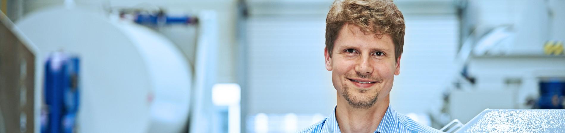 thyssenkrupp Bearings employee experience report Tobias Ninnemann