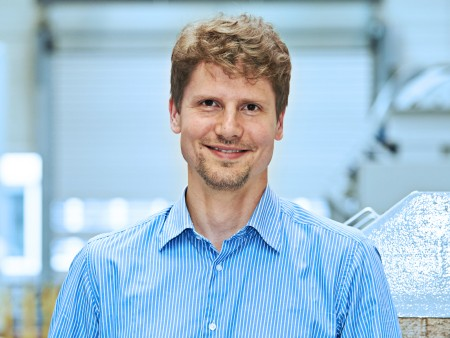 Tobias Ninnemann, apprendista ricerca e sviluppo