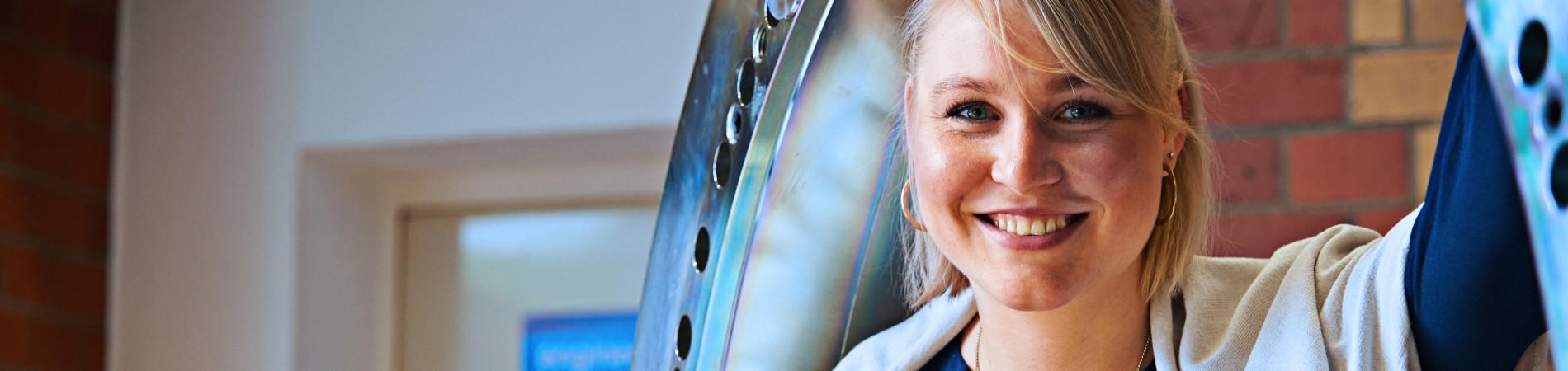 thyssenkrupp Bearings employee experience report Theresa von Blumenthal