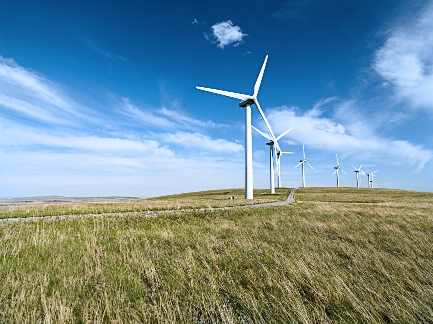 Solutions for renewable energy