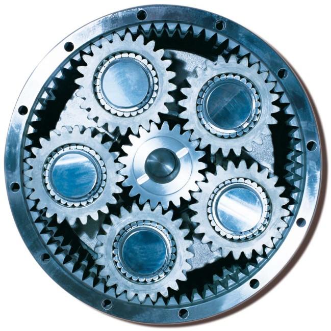 thyssenkrupp rothe erde's bearings for gear manufacturing
