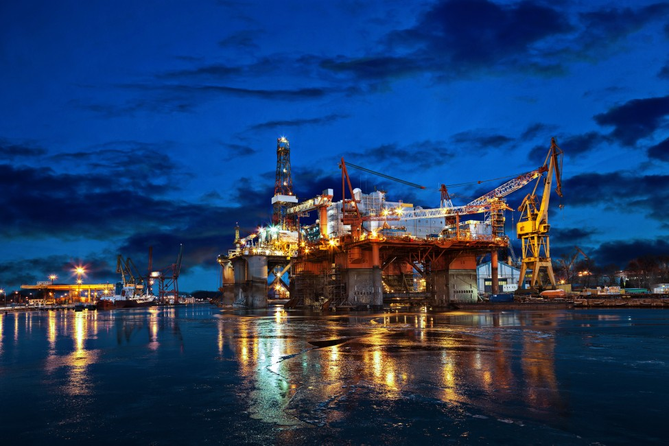 Slewing bearings in oil and gas conveying technology