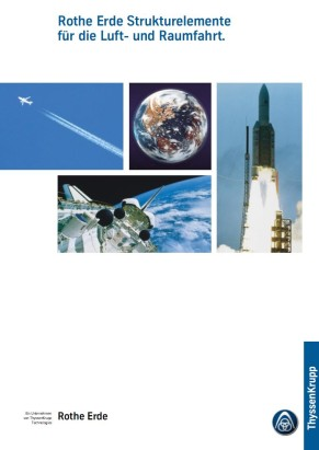 Structure elements for the aerospace industry