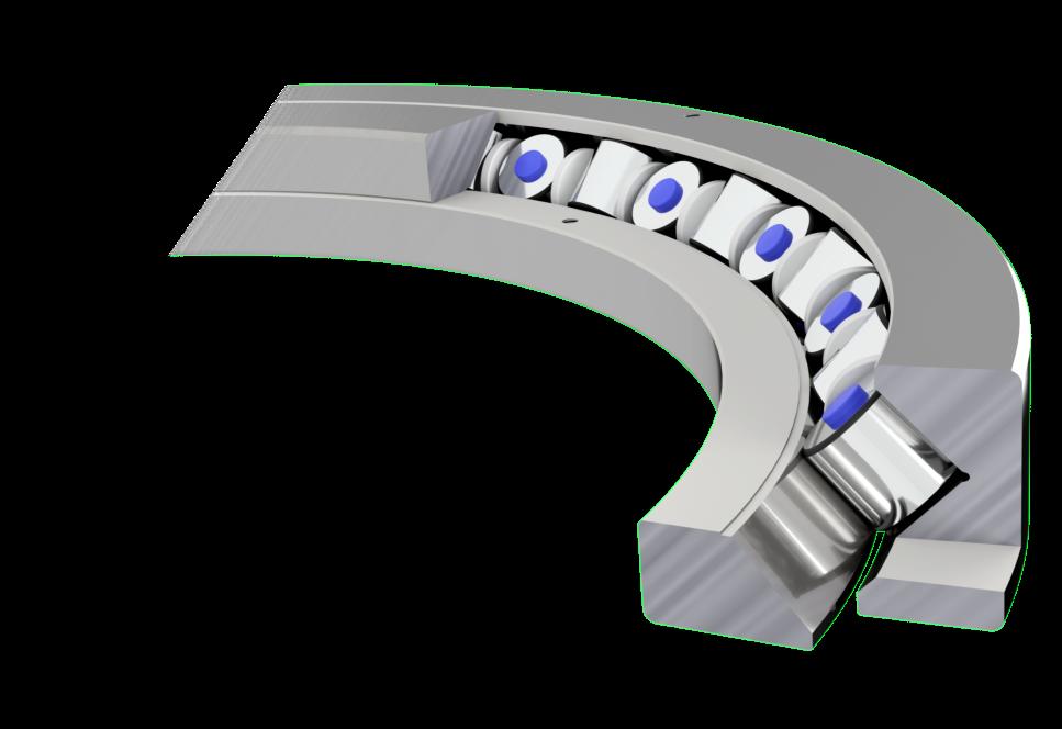 psl® crossed tapered roller bearings