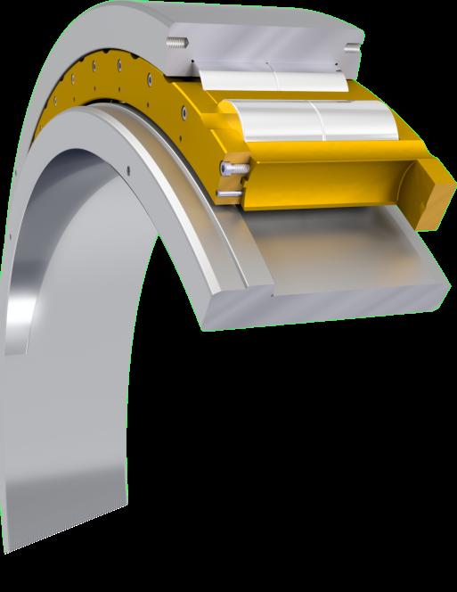 Single-row cylindrical roller bearings