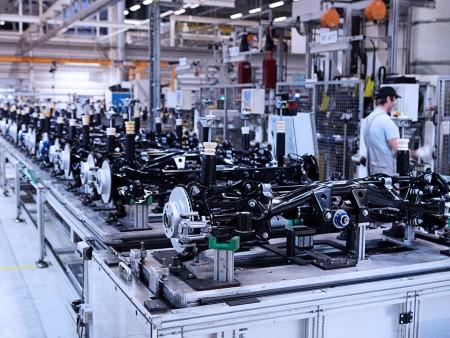 thyssenkrupp Camshafts Produktion