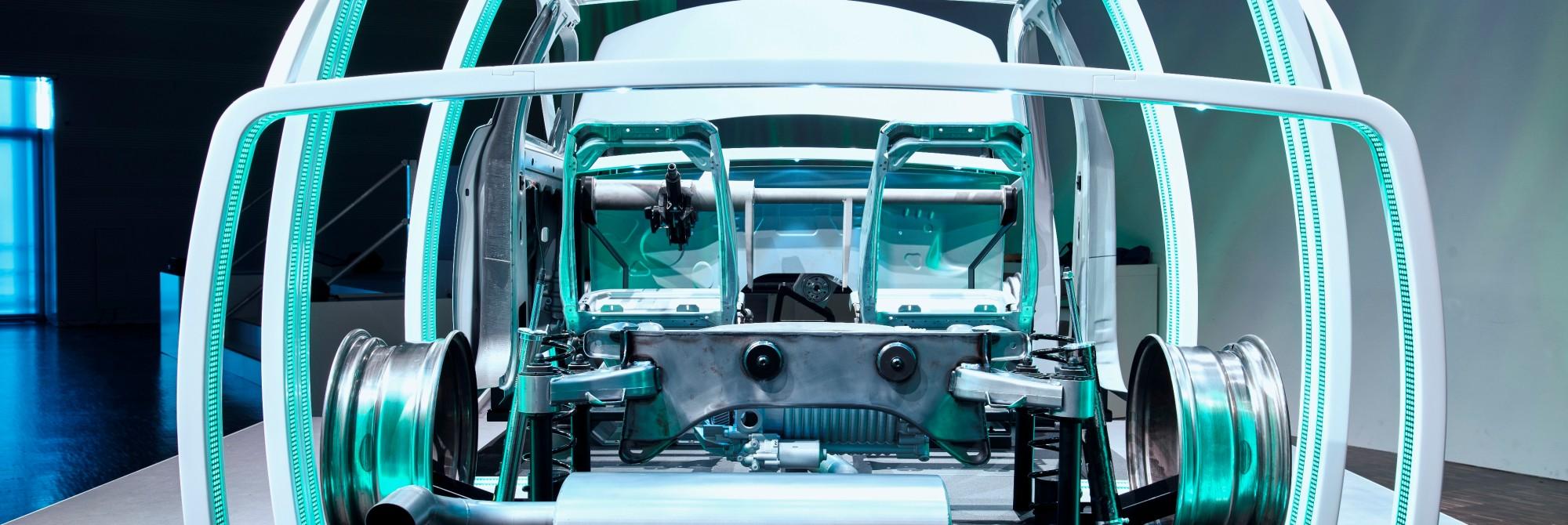 ThyssenKrupp InCar®plus Innovationen