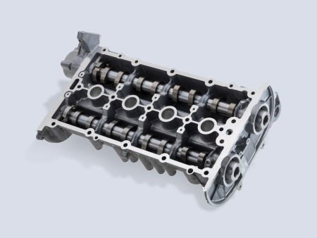 thyssenkrupp Camshaft cylinder head cover