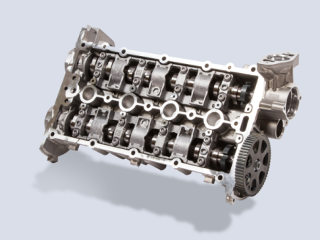 thyssenkrupp Camshafts variable valve train system