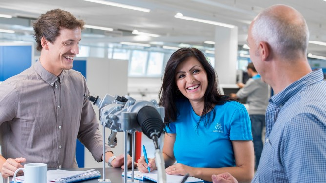 Trainees and traineeprogram at thyssenkrupp