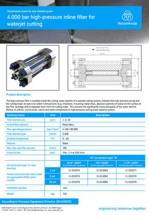 4000 bar hd filter