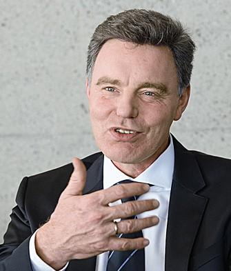 Frank Ruoss, Director de Ventas, Business Unit Cement Technologies