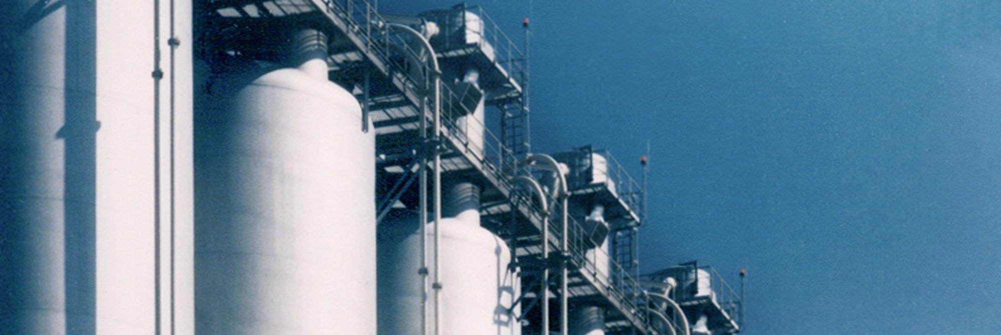 Storage silo and Bin