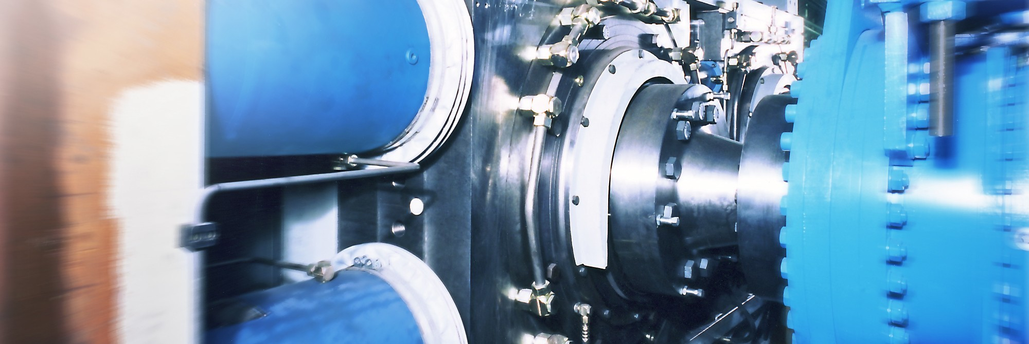 Grinding Polycom high pressure