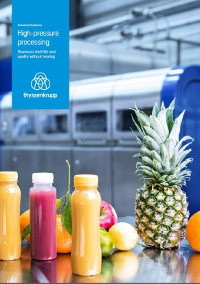 High Pressure Pasteurization – Engineered Solutions for HPP Innovations