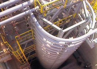 Tubular reactors