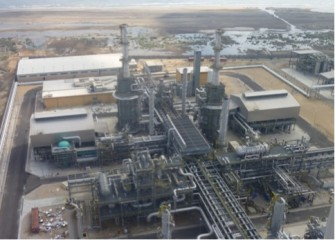 EPP PDH Plant