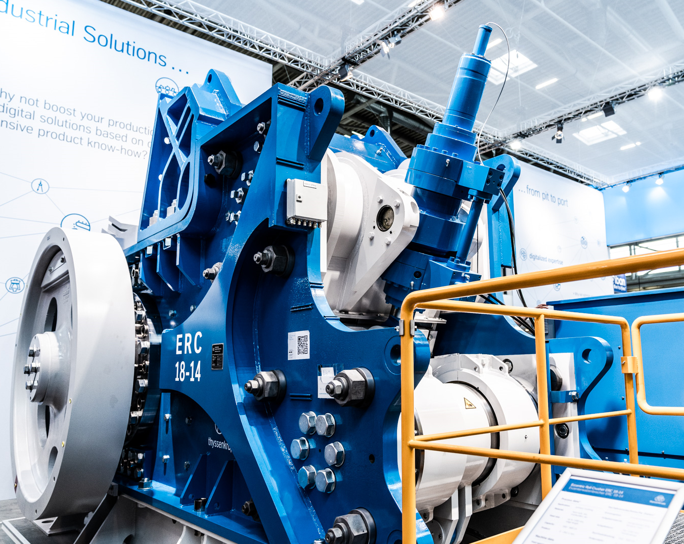 We developed a new generation of mining equipment to improve mining operations. Learn more about our eccentric roll crusher.