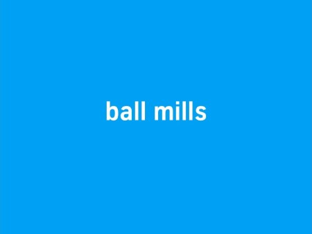 ball mills by thyssenkrupp Industrial Solutions