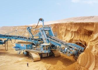 Bucket Wheel Excavators Thyssenkrupp Mining Systems