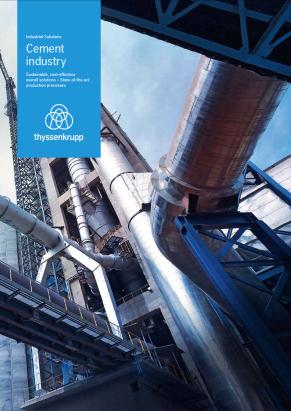 Cement Industry Brochure