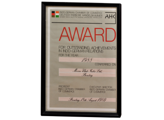 Performance Awards