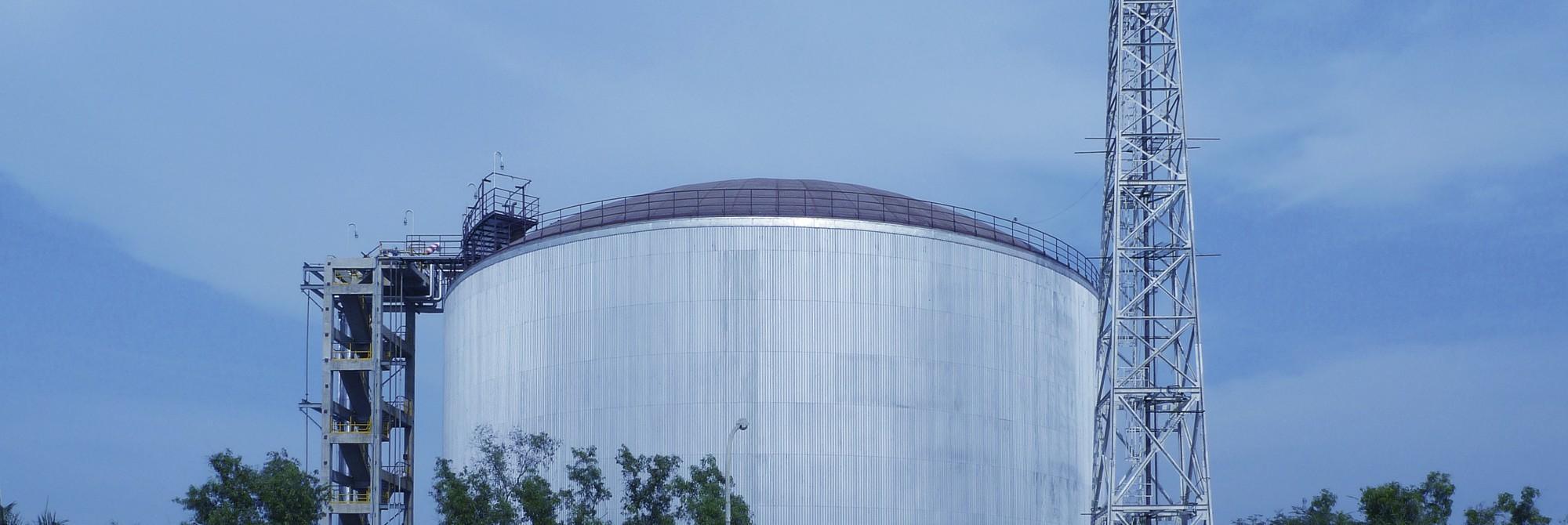 Cryogenic Storages Ammonia Storages