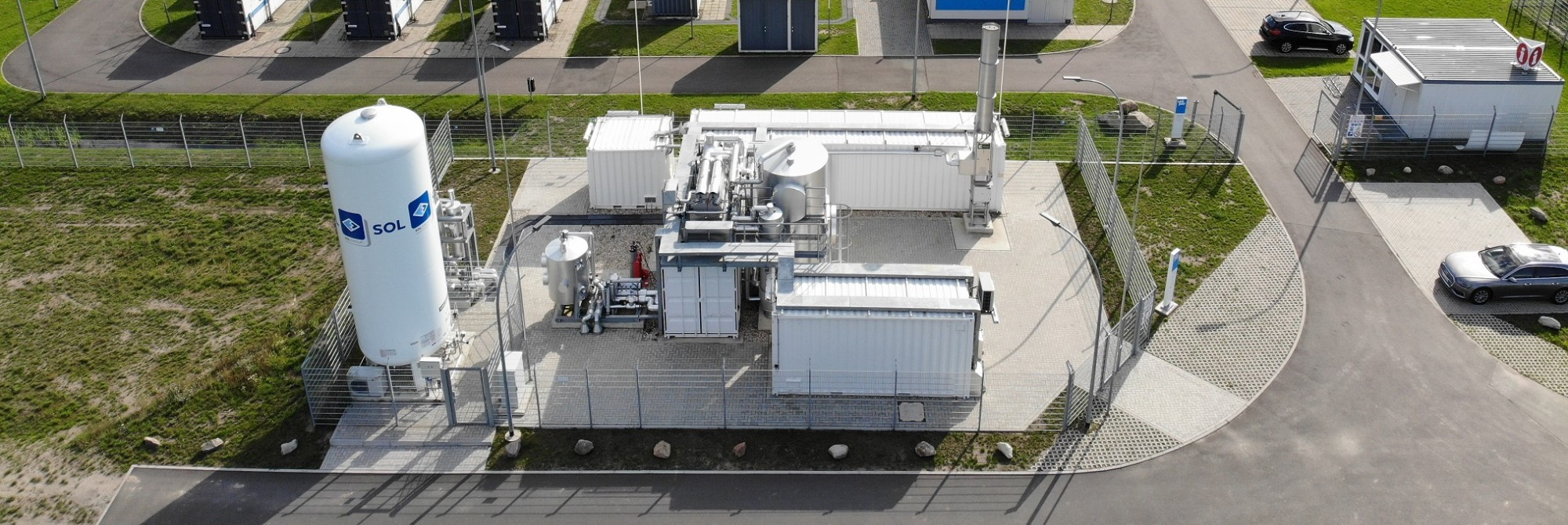 Synthetic Natural Gas (SNG) by thyssenkrupp Industrial Solutions