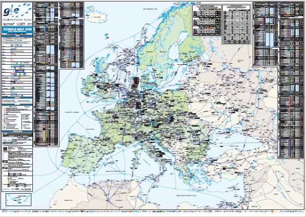 Storage Grid Map