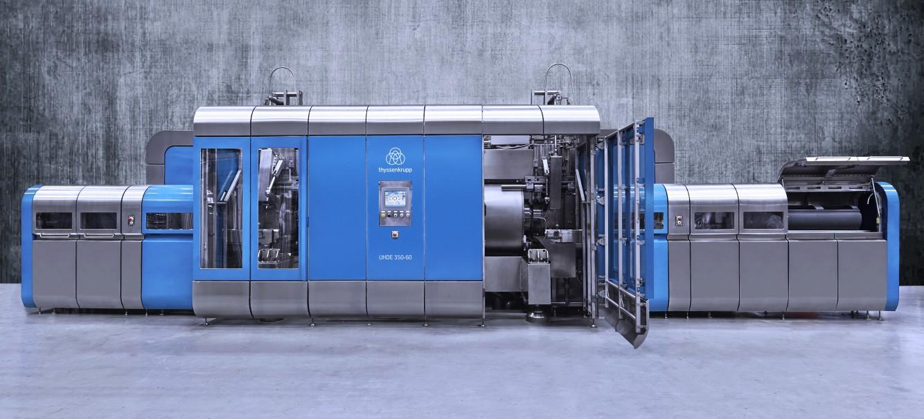 HPP Anlage / Maschine