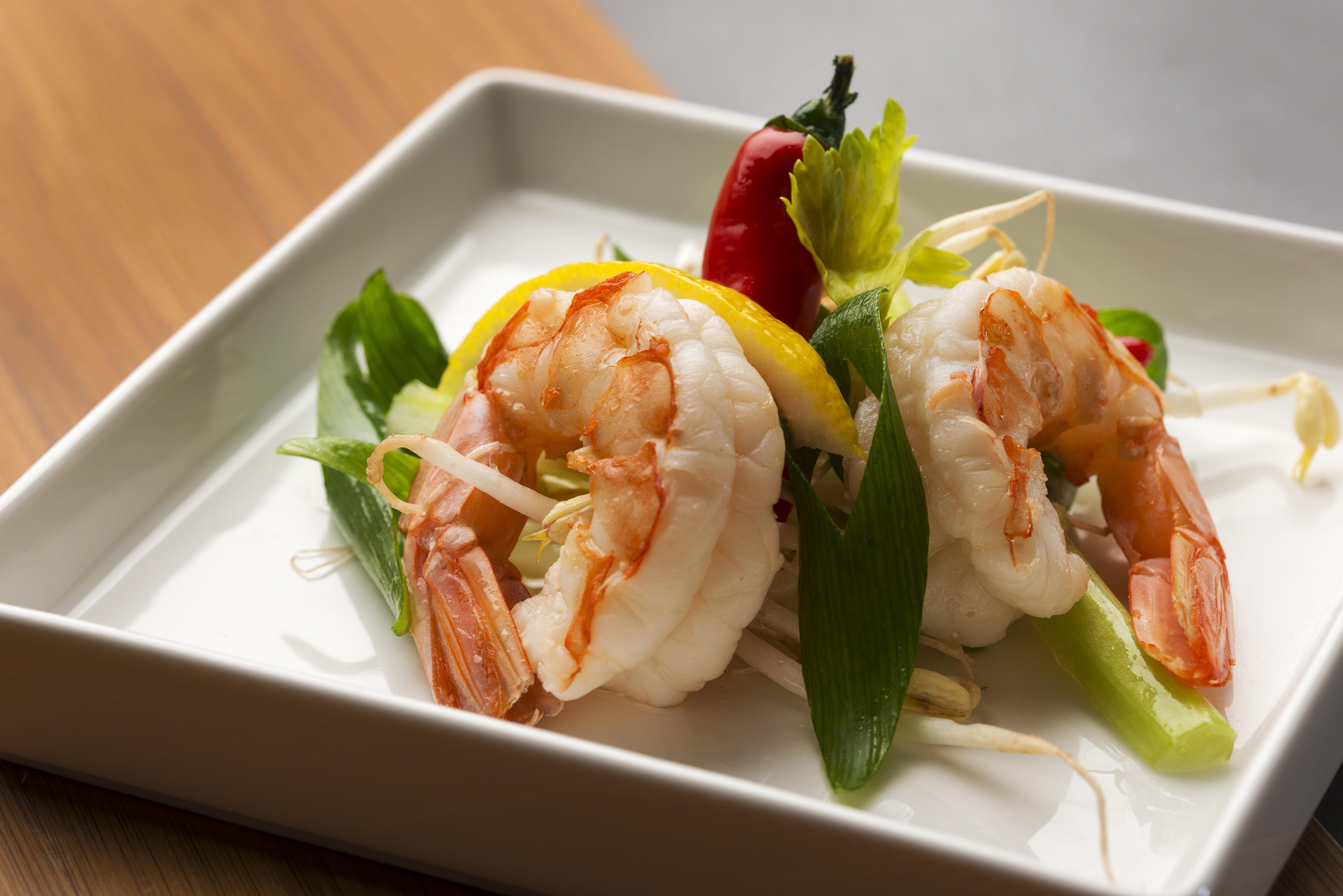 Meeresfrüchte in Premium-Qualität