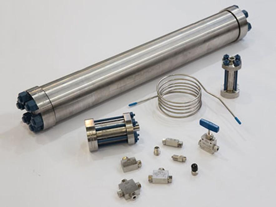 4.000 oder 6.000 bar: Hochdruckfilter für höchste Anforderungen