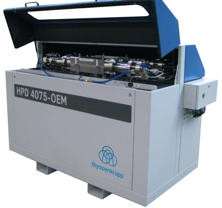 4.000 bar Hochdruckpumpe HPD 4075-OEM ohne Schaltschrank