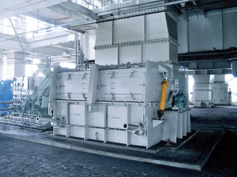 Ring Hammer Mill