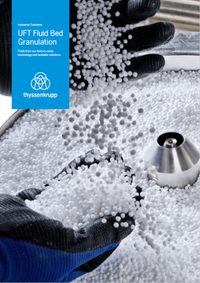UFT Fluid Bed Granulation brochure